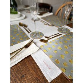 Placemats Table Mats Melamine Cork Gloss