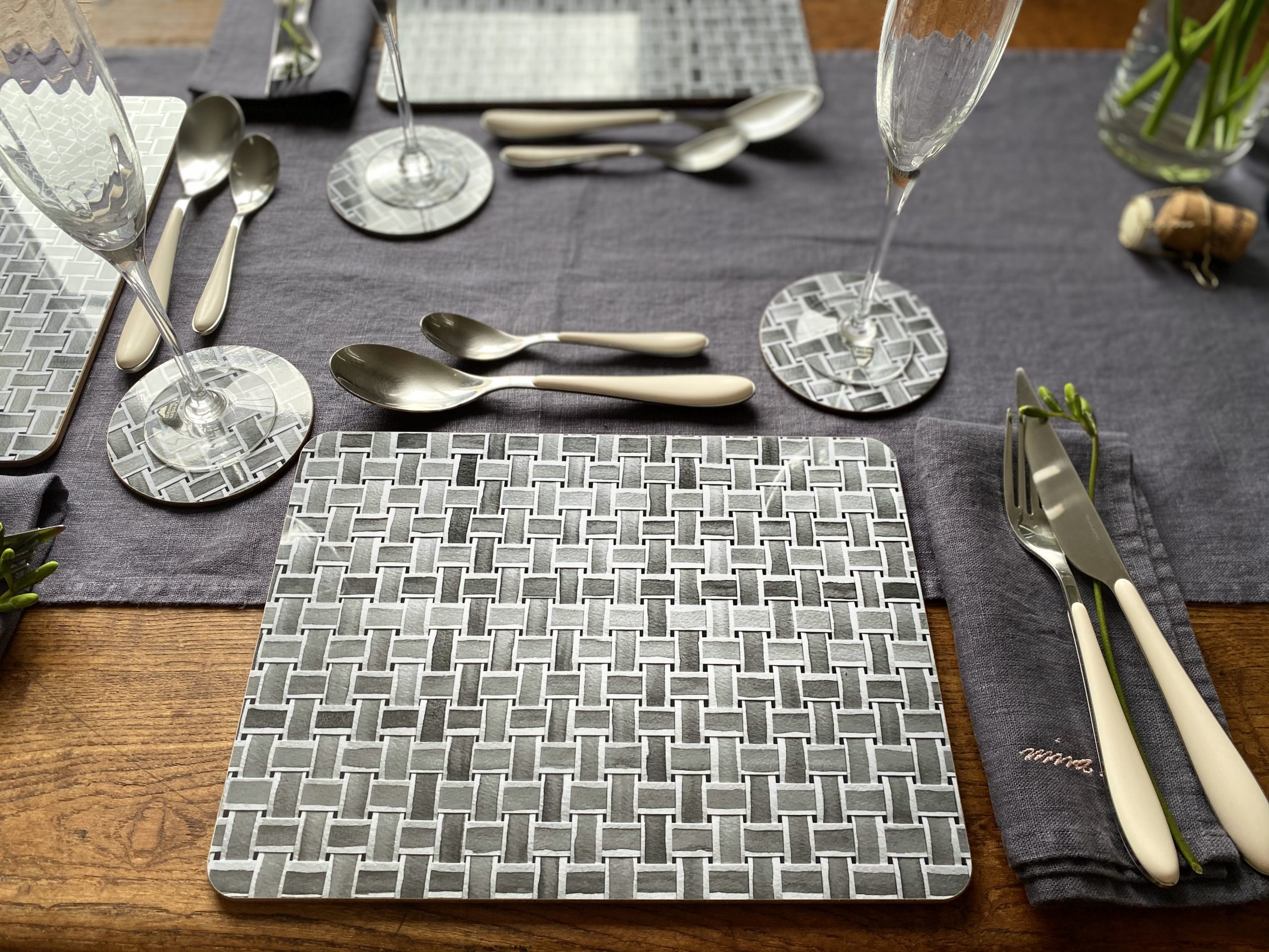 Ingria placemats table mats