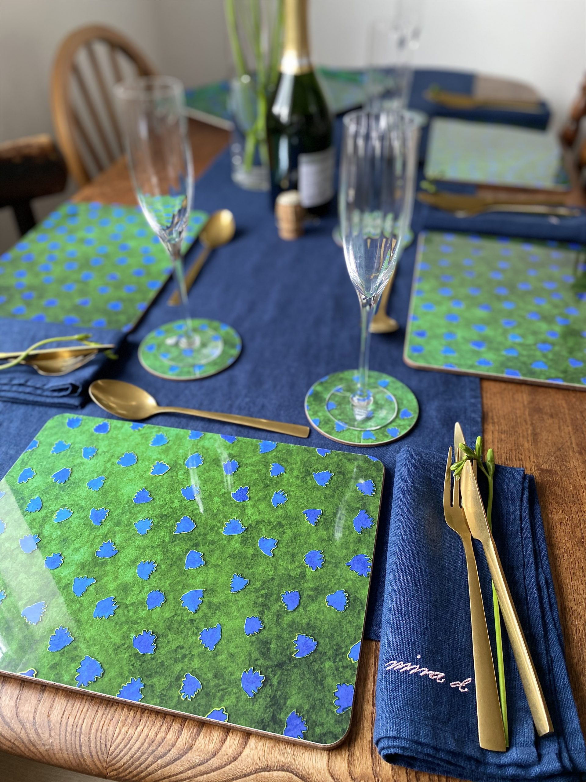 Placemats Table Mats Melamine Cork