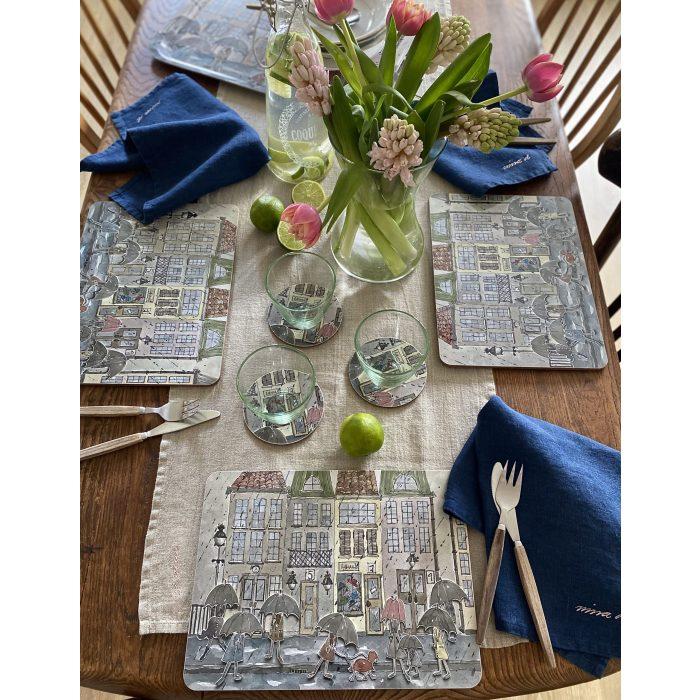 Placemats Table mats Karlaplan