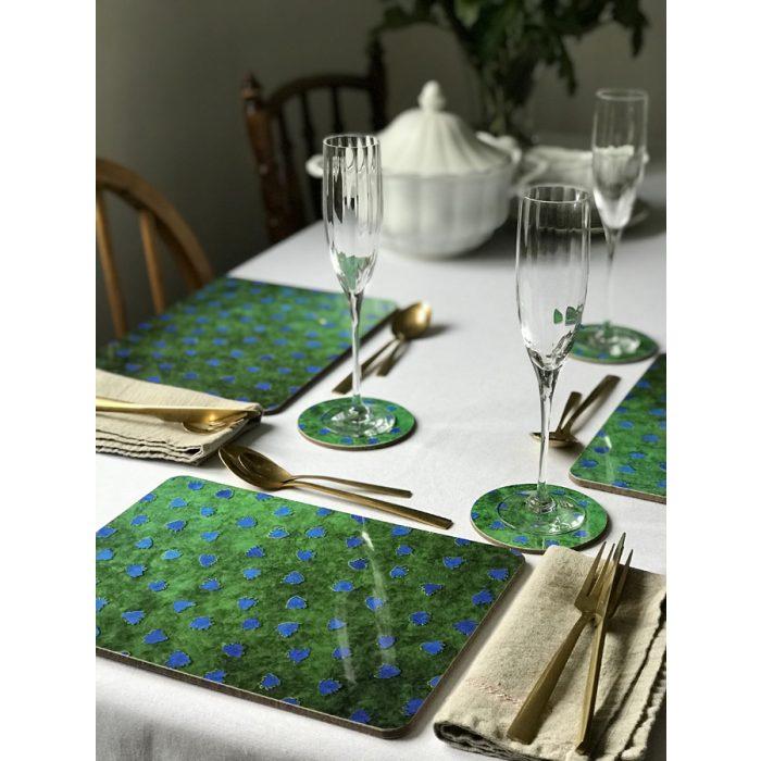 Place mats Table mats Melamine High gloss Skogshyddan