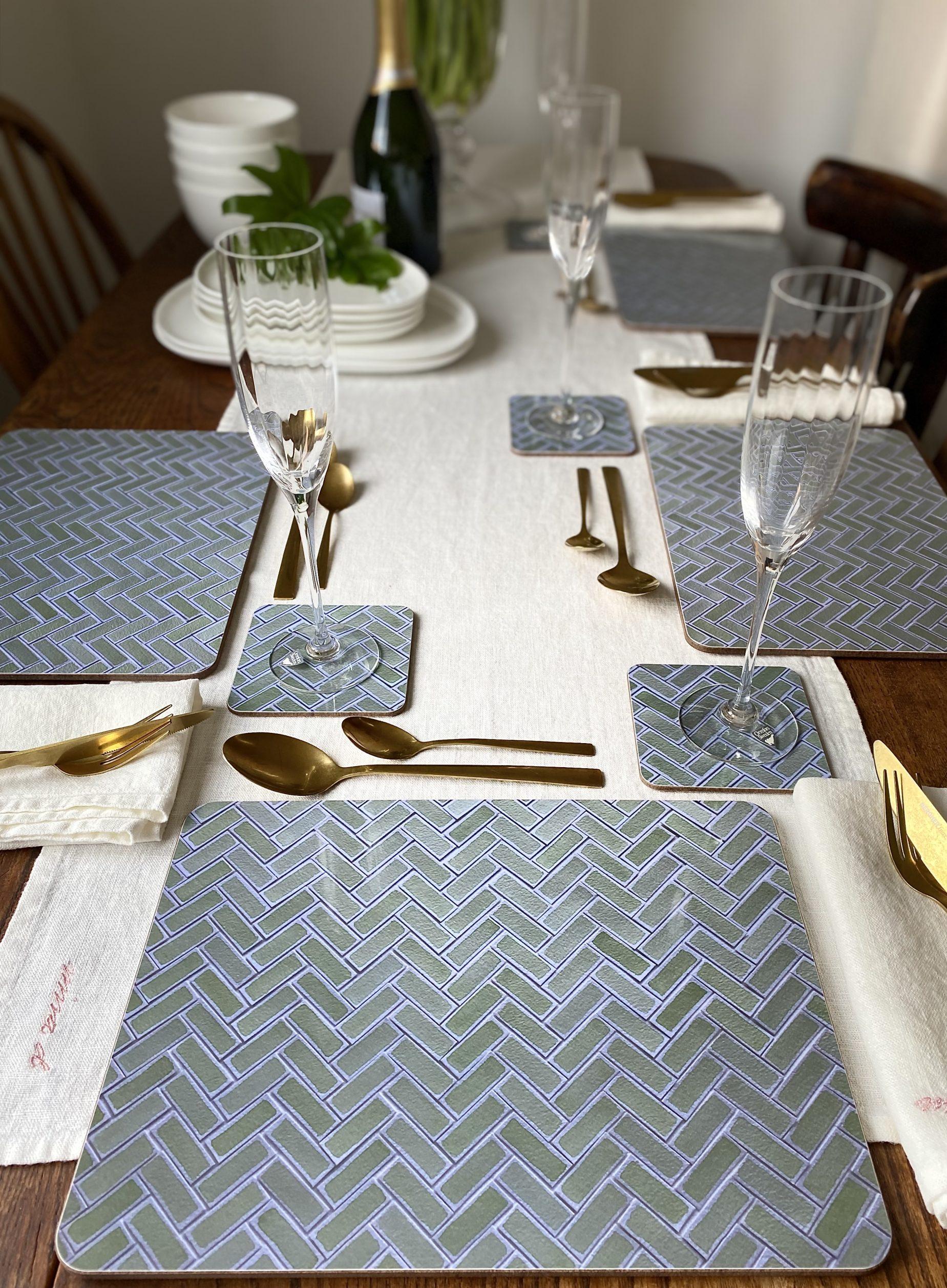 Ekotemplet Placemats Table Mats